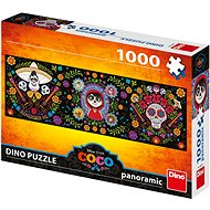 Coco - panoramic - Puzzle