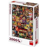 Filmové plagáty - Puzzle