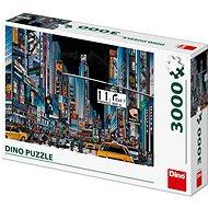 Nočný New York - Puzzle