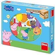 Peppa pig - Obrázkové kocky