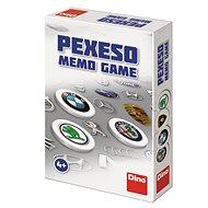 Značky aut - Pexeso