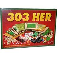 303 hier - Spoločenská hra