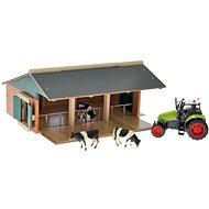 Farma s traktorom