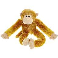 Opica – béžová - Plyšová hračka