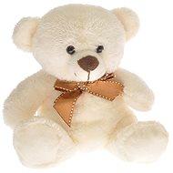 Medvedík – biely - Plyšová hračka