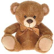 Medvedík - hnedý - Plyšová hračka
