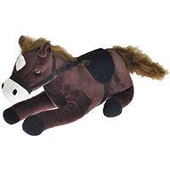 Kôň – tmavo-hnedý - Plyšová hračka