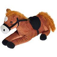 Kôň – svetlo hnedý - Plyšová hračka