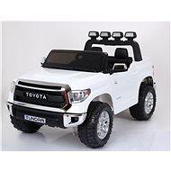 Toyota Tundra – biele - Detské elektrické auto