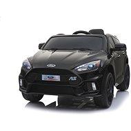 Ford Focus RS – čierny lak - Detské elektrické auto