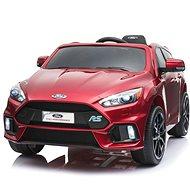 Ford Focus RS – červený lak - Detské elektrické auto