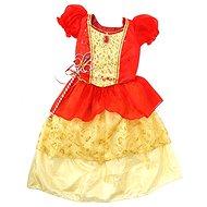 Šaty pro princeznu - zlaté