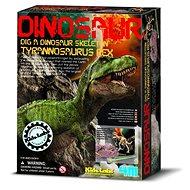 Kostra dinosaura – REX - Experimentálna súprava