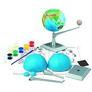Zem a mesiac model - Model