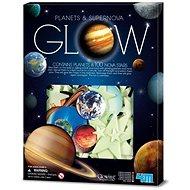 Glowing planets, 100 pcs - Figure Light