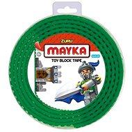 EP Line Mayka stavebnicová páska stredná – 2 m tmavozelená