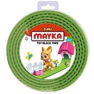 EP Line Mayka stavebnicová páska veľká – 2 m svetlozelená
