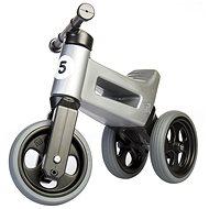 Funny Wheels New Sport 2v1 sivé