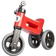Funny Wheels New Sport 2v1 červené - odrážadlo