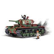 Cobi 2489 II WW KV-1 - Stavebnica