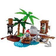Cobi 6023 Piráti Záchrana morskej panny - Stavebnica