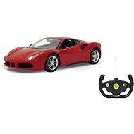 Jamara Ferrari 488 GTB 1:14 – červené - RC auto na diaľkové ovládanie