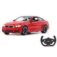 Jamara BMW M4 Coupe – červené - RC auto na diaľkové ovládanie