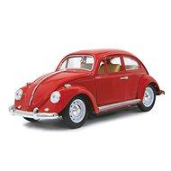 Jamara VW Beatle RC Die Cast Red 1 : 18 – červené - RC auto na diaľkové ovládanie
