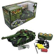 Tank na ovládanie – zelený - RC model