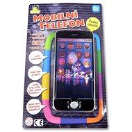 Mobilný telefon SK + CZ na batérie - Vzdelávacia hračka
