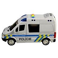 Auto policajná dodávka - Auto