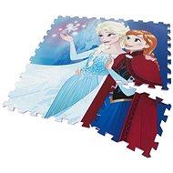 Koberec Frozen puzzle - Penové puzzle