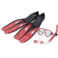 Dunlop Potápacia súprava veľkosť 32 – 34 červená - Hračka do vody