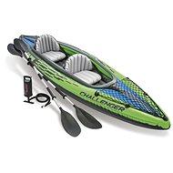 Challenger K2 Kayak s pádlami - Nafukovací čln