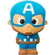 Marvel Squeeze Kapitán Amerika - Figúrka