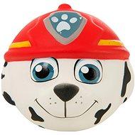 Paw Patrol Squeeze Marschall – červená helma - Figúrka