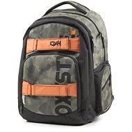 c447e275a8 OXY Style Army - Školský batoh