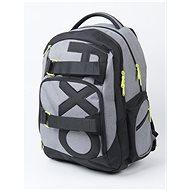 OXY Style Grey - Školský batoh