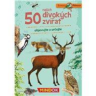 Expedícia príroda –50 našich divokých zvierat - Spoločenská hra