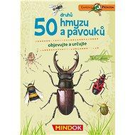 Expedícia príroda –50 druhov hmyzu a pavúkov - Spoločenská hra