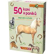 Expedícia príroda: 50 koní a poníkov