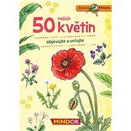 Expedícia príroda: 50 našich kvetín - Spoločenská hra