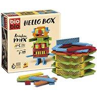 Bioblo Hello Box – 100 dielikov - Stavebnica