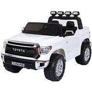 Toyota Tundra XXL 24 V – biela - Detské elektrické auto