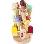 Small Foot Zmrzlinový podstavec - Drevená hračka