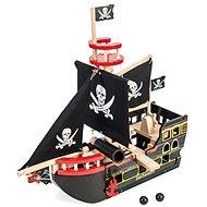 Le Toy Van Pirátska loď Barbarossa - Loď