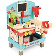 Le Toy Van Môj prvý ponk s náradím - Detské náradie