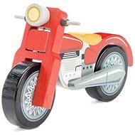 Le Toy Van Motocykel - Drevená hračka