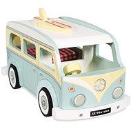 Le Toy Van Autokaravan - Drevená hračka