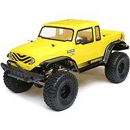 ECX Barrage 2.0 1:12 4WD RTR žltý - RC auto na diaľkové ovládanie